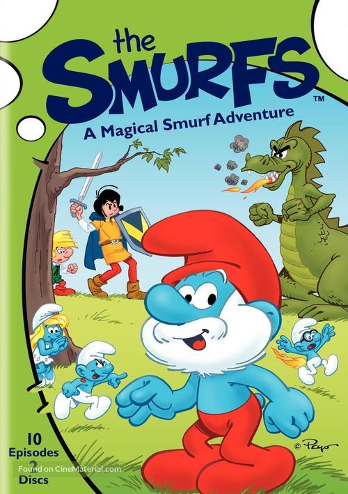 """""""Smurfs"""" - DVD cover"""