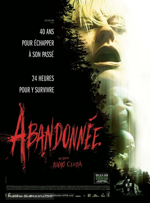 The Abandoned - French Movie Poster