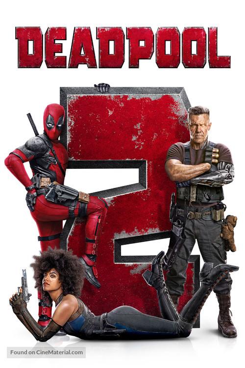 Deadpool 2 - Movie Cover