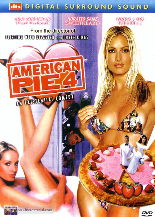 American Pie Presents Band Camp - DVD cover