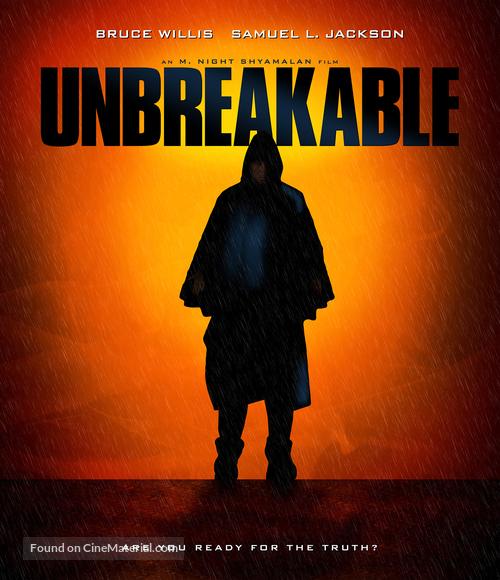 Unbreakable - poster