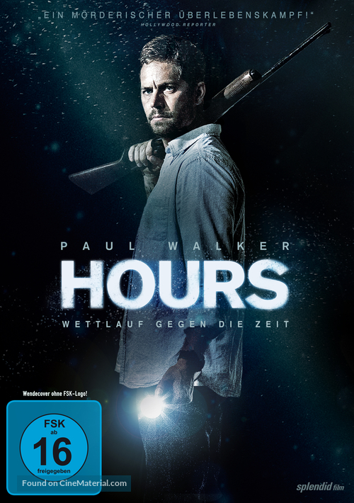 Hours - German DVD cover