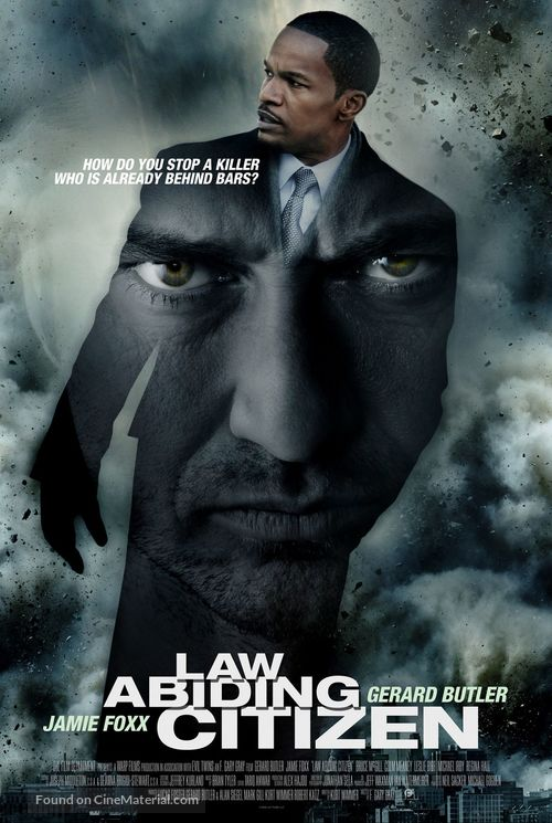 Law Abiding Citizen - Movie Poster