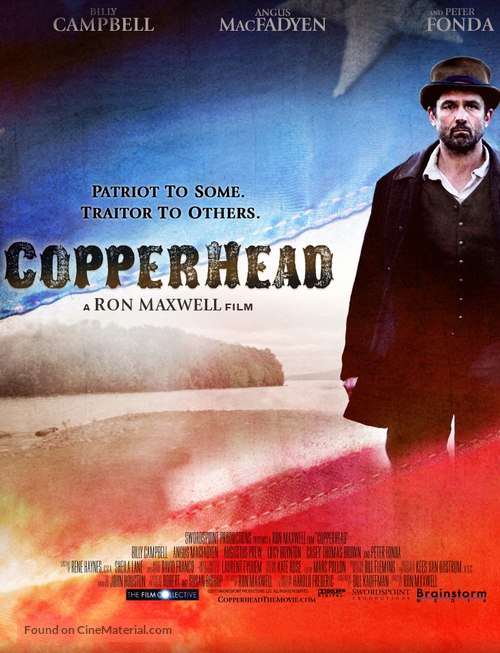 Copperhead - Movie Poster