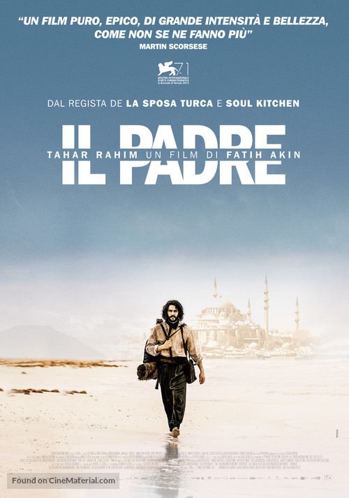 The Cut - Italian Movie Poster