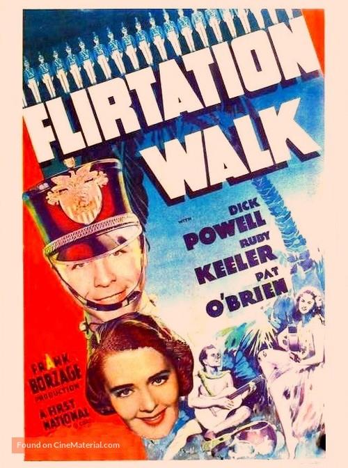 Flirtation Walk - Movie Poster