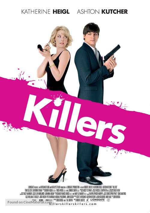 Killers - Swedish Movie Poster