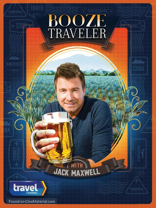 """Booze Traveler"" - Movie Poster"