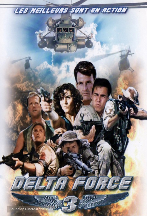 Delta Force 3: The Killing Game (1991) Full Movie on 123Movies