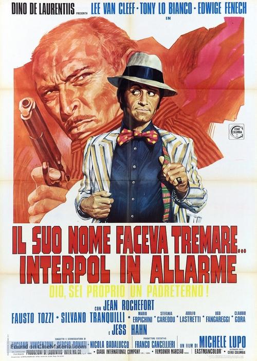 Dio, sei proprio un padreterno! - Italian Movie Poster