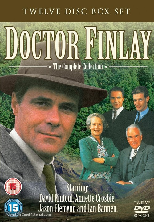 """Doctor Finlay"" - British Movie Cover"