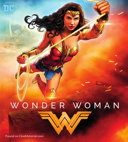 Wonder Woman - Movie Cover
