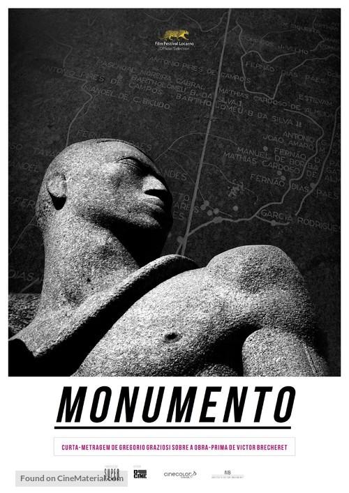 Monumento - Brazilian Movie Poster