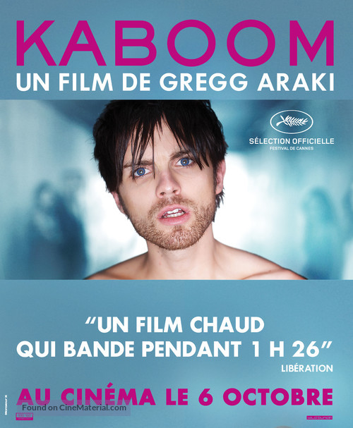 Kaboom - French Movie Poster