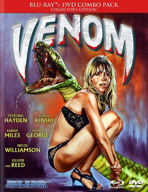Venom - Blu-Ray cover