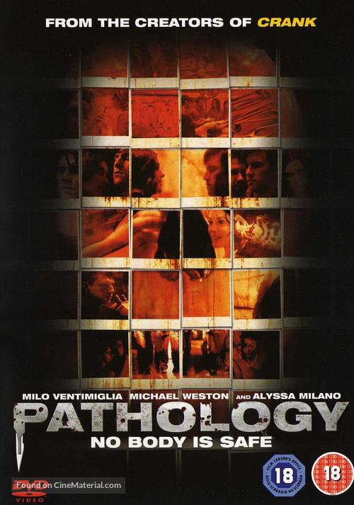 Pathology - British Movie Cover