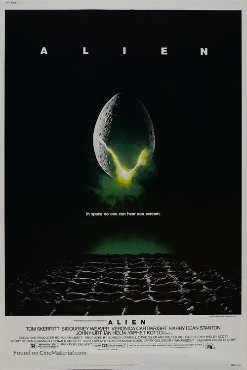 Alien - Movie Poster
