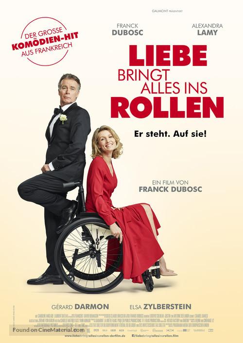 Tout le monde debout - German Movie Poster