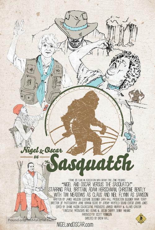 Nigel & Oscar vs. The Sasquatch - Movie Poster