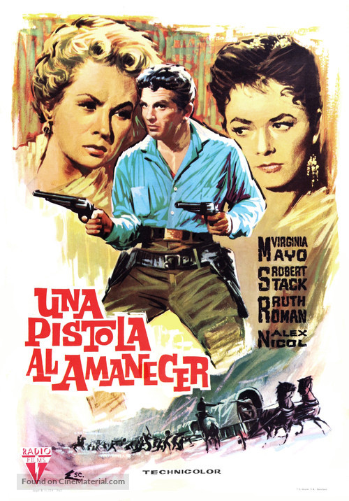 Great Day in the Morning - Spanish Movie Poster