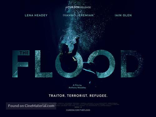 The Flood - British Movie Poster