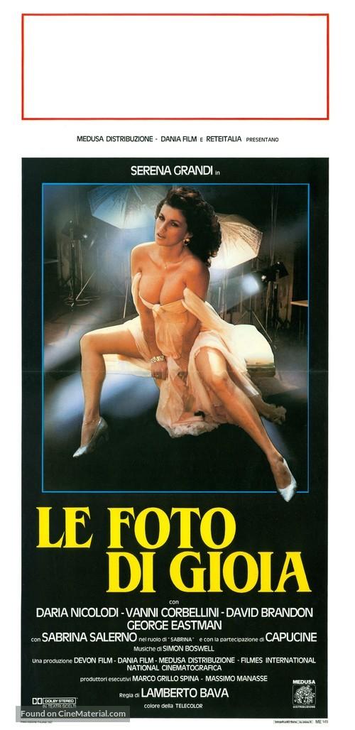 Le foto di Gioia - Italian Movie Poster