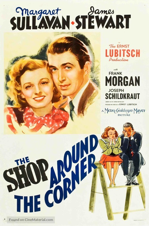 The Shop Around the Corner - Movie Poster