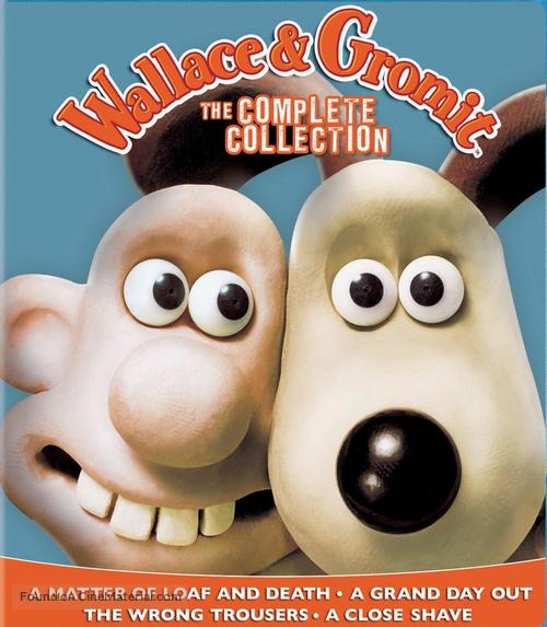 Wallace and Gromit in 'A Matter of Loaf and Death' - Movie Cover
