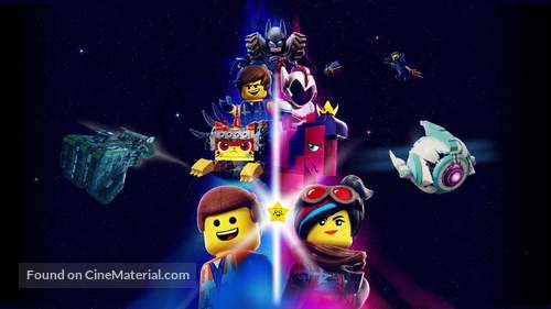 The Lego Movie 2: The Second Part - Key art
