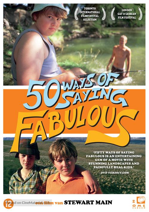 50 Ways of Saying Fabulous - Dutch Movie Cover