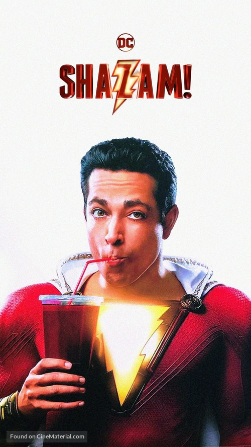 Shazam! - Armenian Movie Poster