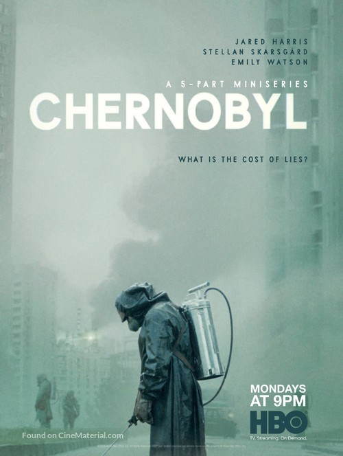 """Chernobyl"" - Indian Movie Poster"