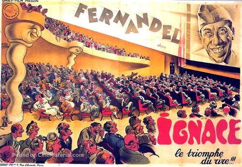 Dertig dagen corvée - French Movie Poster