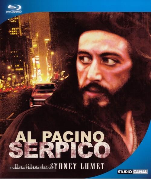 Serpico - French Movie Cover