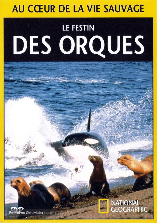 """National Geographic Explorer"" - French Movie Cover"