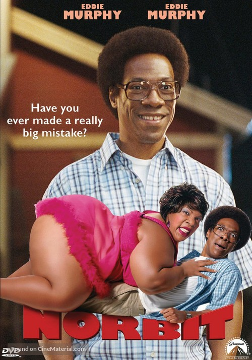 Norbit - Movie Cover