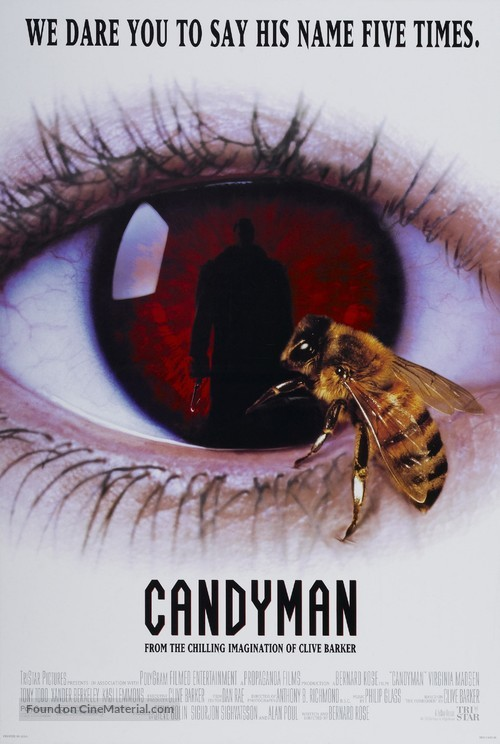 Candyman - Theatrical poster