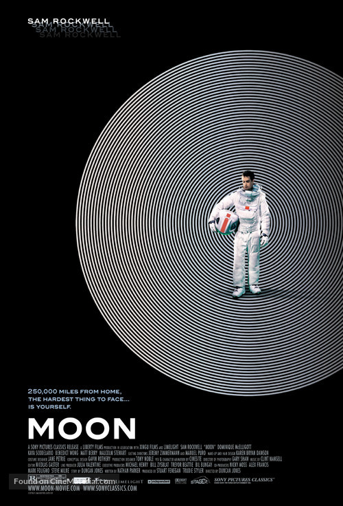 Moon - Movie Poster