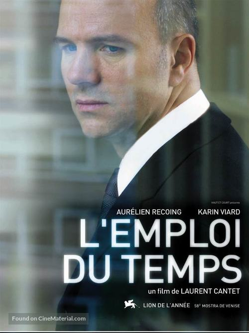 Emploi du temps, L' - French Movie Poster