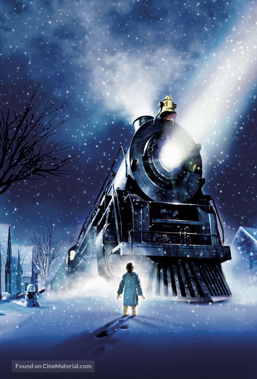 The Polar Express - Key art