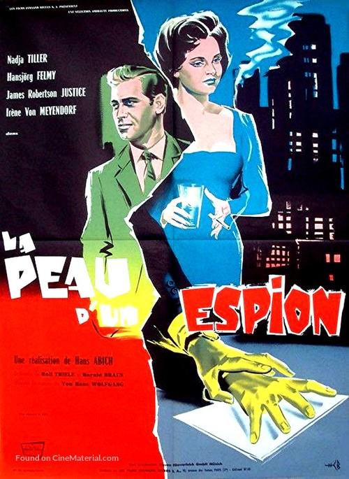 Die Botschafterin - French Movie Poster