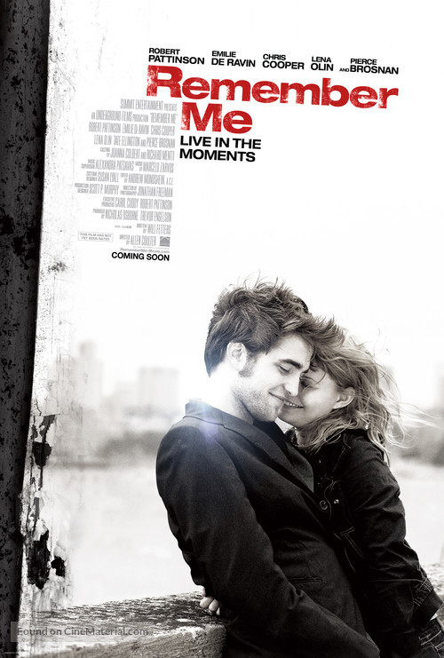 Remember Me - Movie Poster