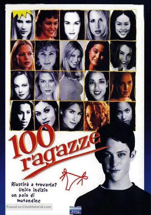 100 Girls - Italian Movie Cover