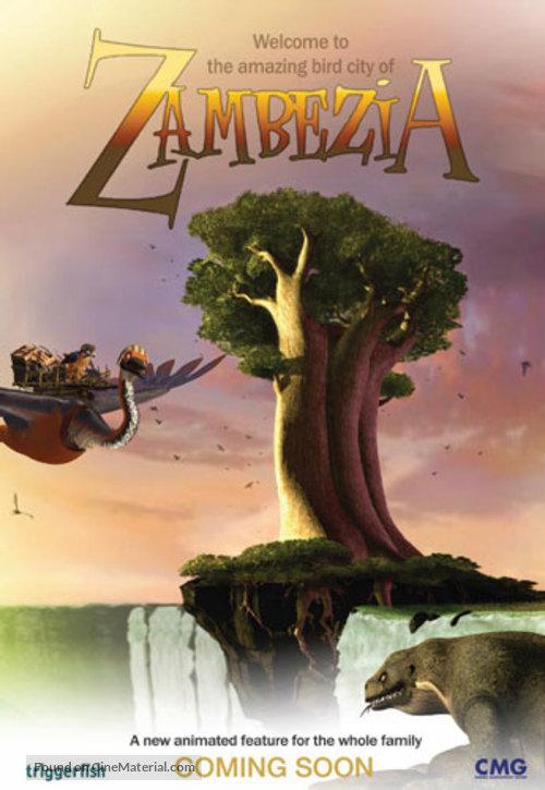 Zambezia - Movie Poster