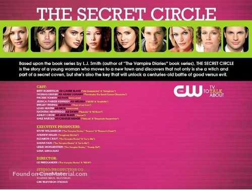 The Secret Circle Book Series
