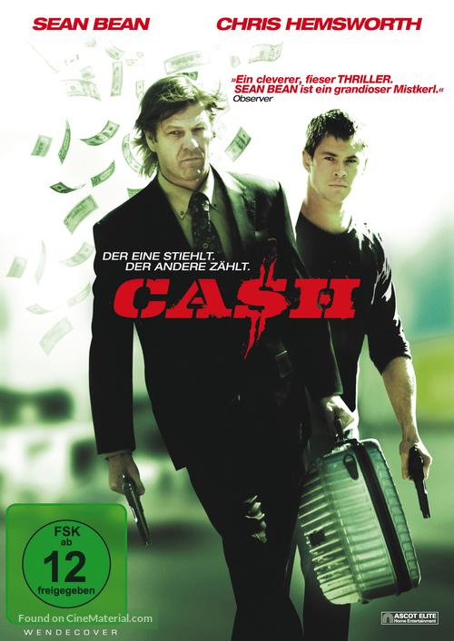 Ca$h - German Movie Cover