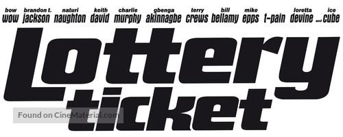 Lottery Ticket - Logo