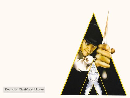 A Clockwork Orange - British Movie Poster