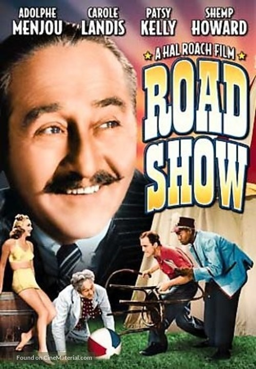 Road Show - Movie Cover