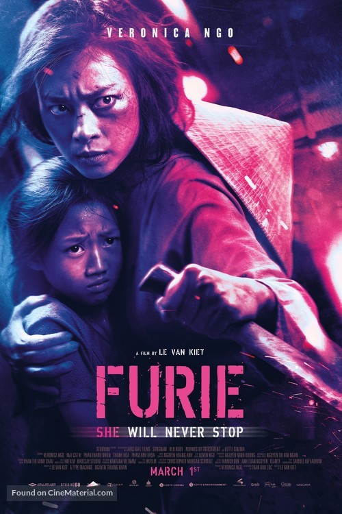 Hai Phuong - Movie Poster